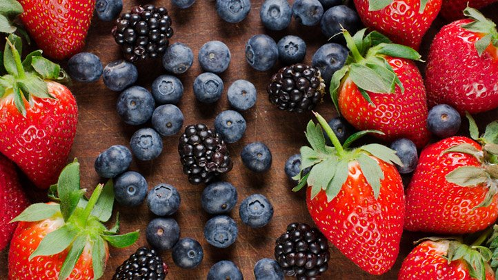 Better Prostate Health: Berries (ProstaGenix Customer Reviews)